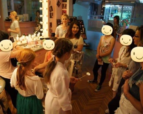 Πάρτι γενεθλίων για κορίτσια