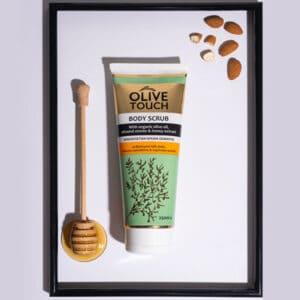 Olive Touch Απολεπιστική Κρέμα Σώματος