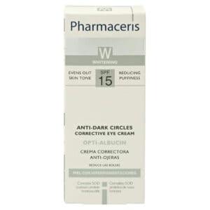 W Opti-Albucin Anti-dark circles eye cream