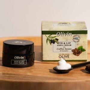 Olivin Κρέμα Ματιών – Χειλιών